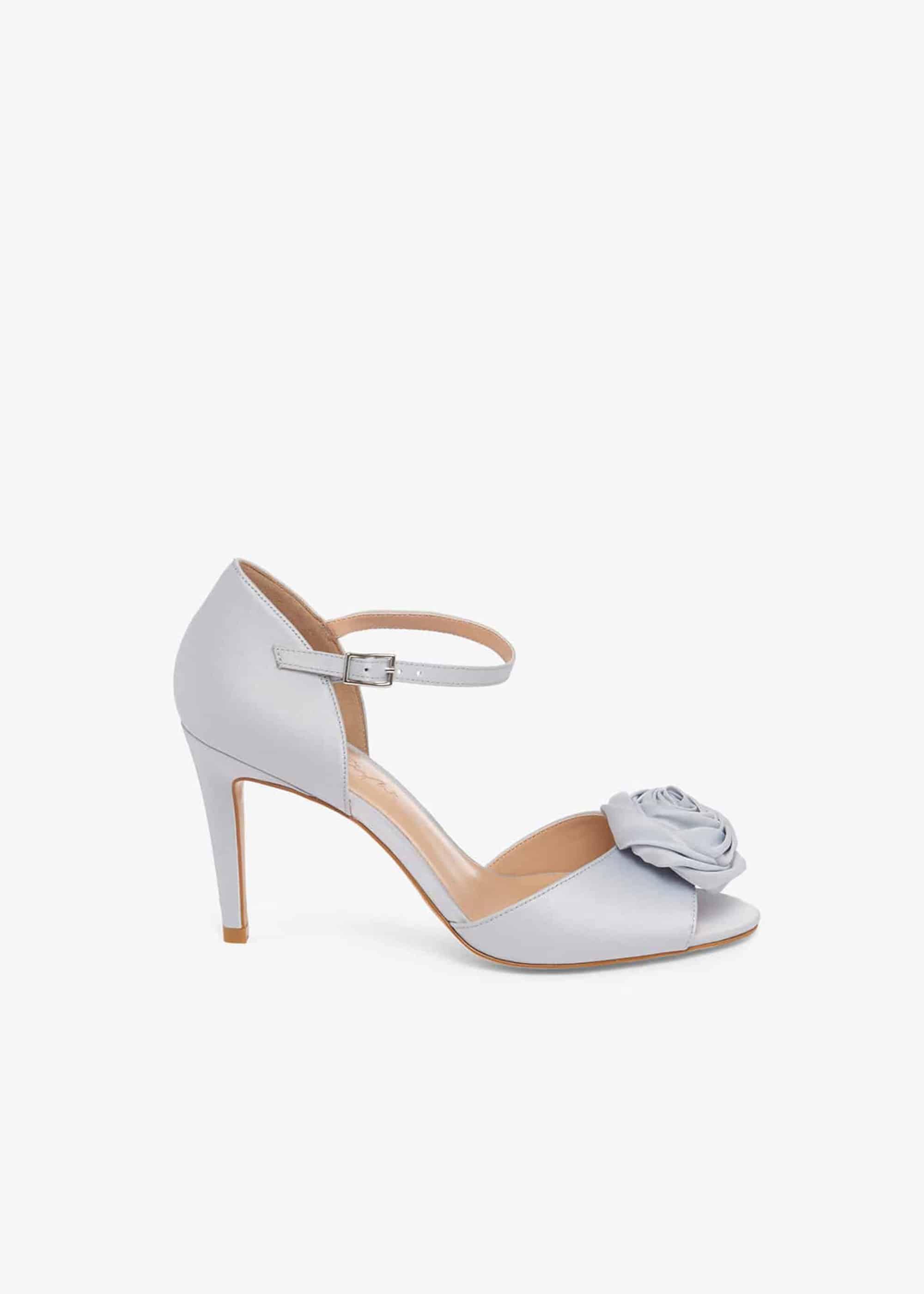 Louisa Peep Toe Sandals   Phase Eight