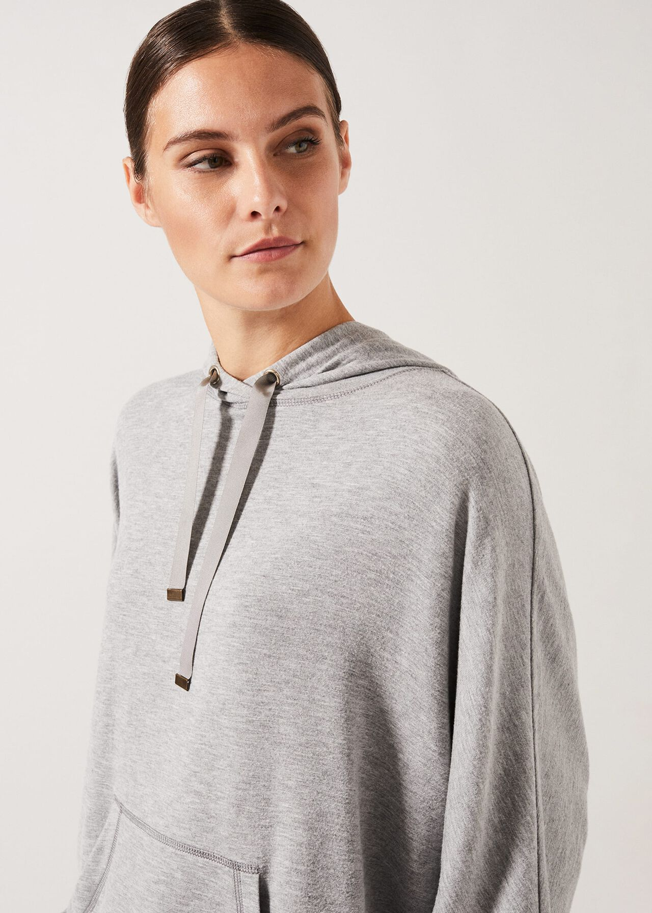 Hooded Sweat Top