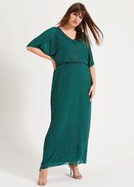 Hera Beaded Maxi Dress
