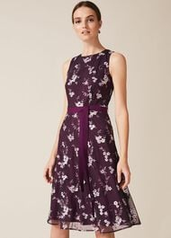Emily Embroidered Dress