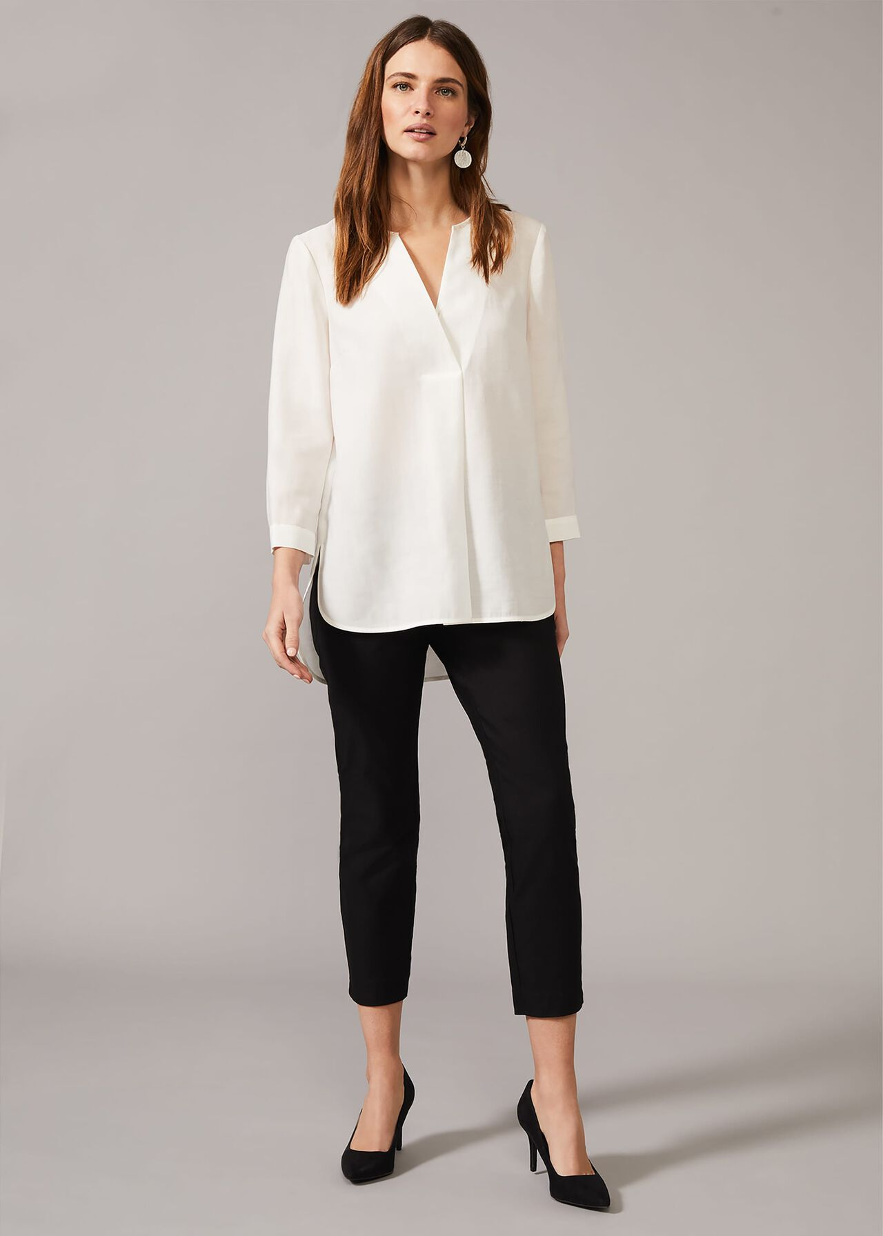 Louise Crop Trousers
