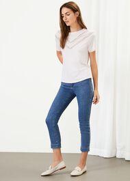 Ramona Straight Leg Jeans