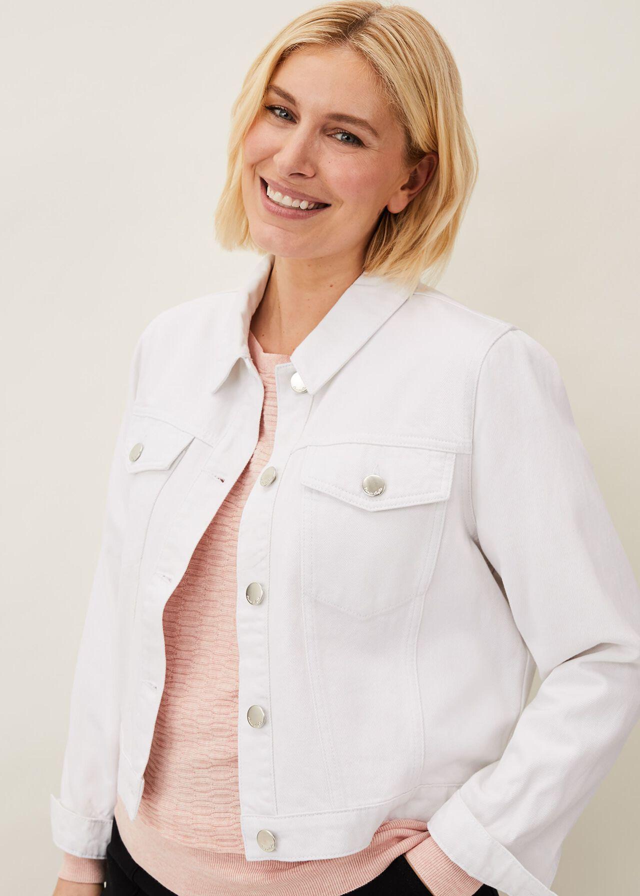 Caitlin Denim Jacket