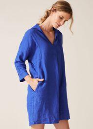Kathy Linen Dress