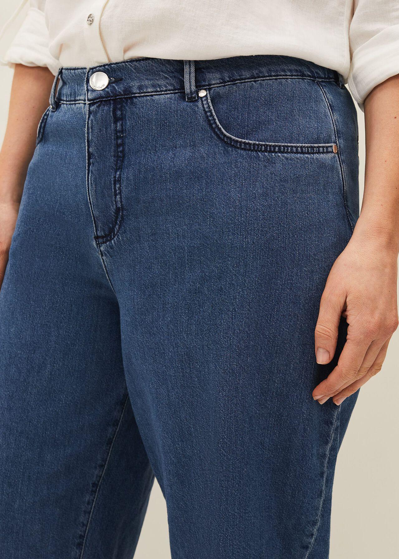 Romilly Barrel Leg Jean