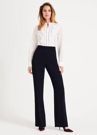 Isabella Straight City Suit Trousers