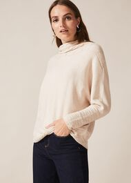 Corine Cable Knit Jumper