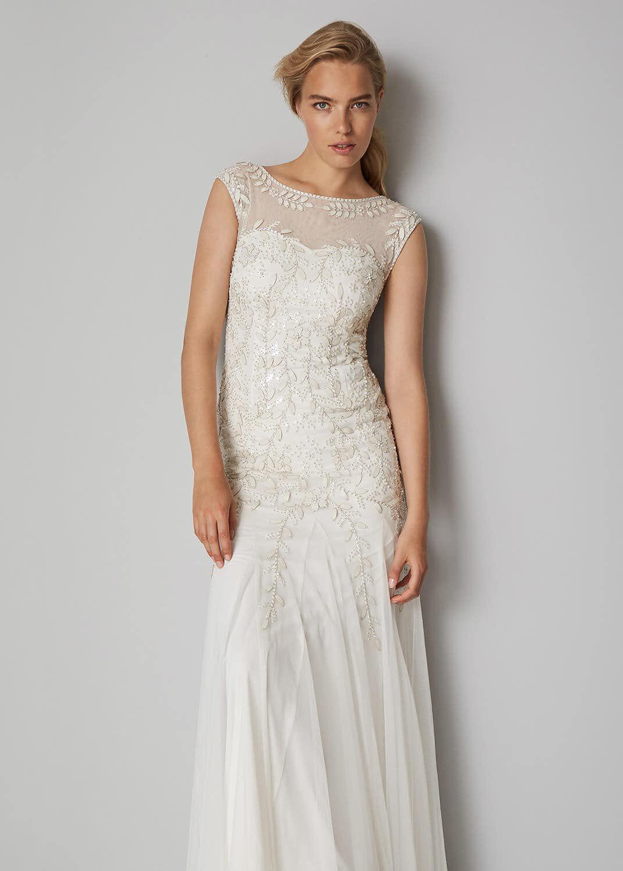 Sabina Embellished Wedding Dress
