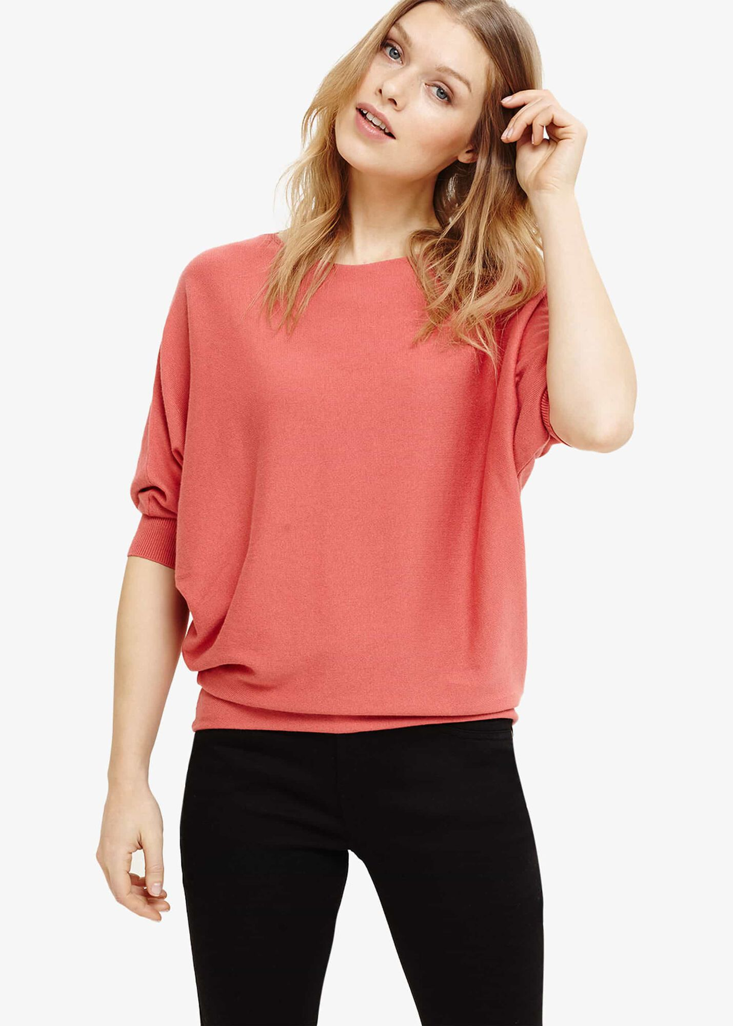 a4181e84f24 Becca Batwing Knit Top   Phase Eight
