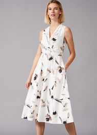 Rhiannon Fit And Flare Dress