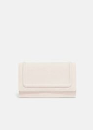 Faye Foldover Clutch Bag