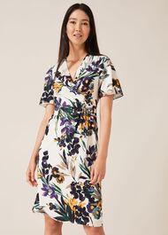 Adele Floral Dress