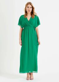 Hyria Chiffon Maxi Dress