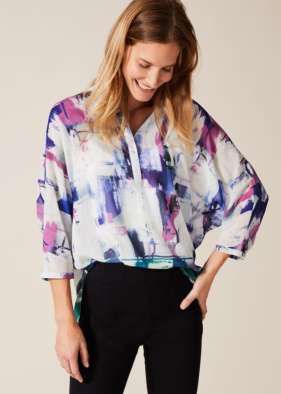 1cd509958401f Tops & Blouses For Women | Phase Eight | Phase Eight