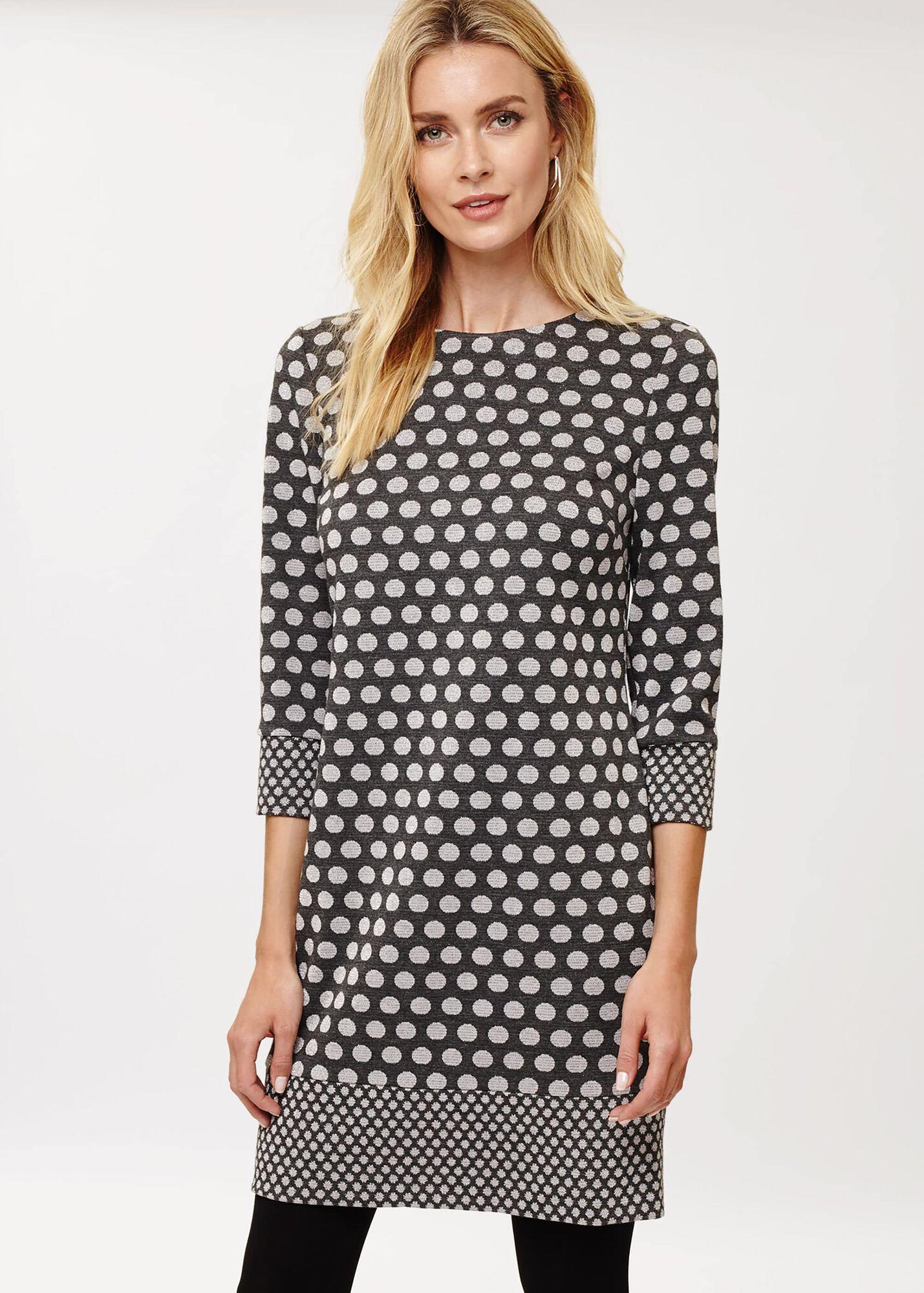 b958362b358ba Sandy Spot Tunic Dress | Phase Eight | Phase Eight