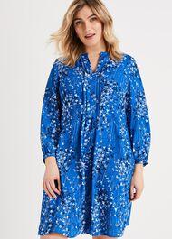 Emmie Printed Dress