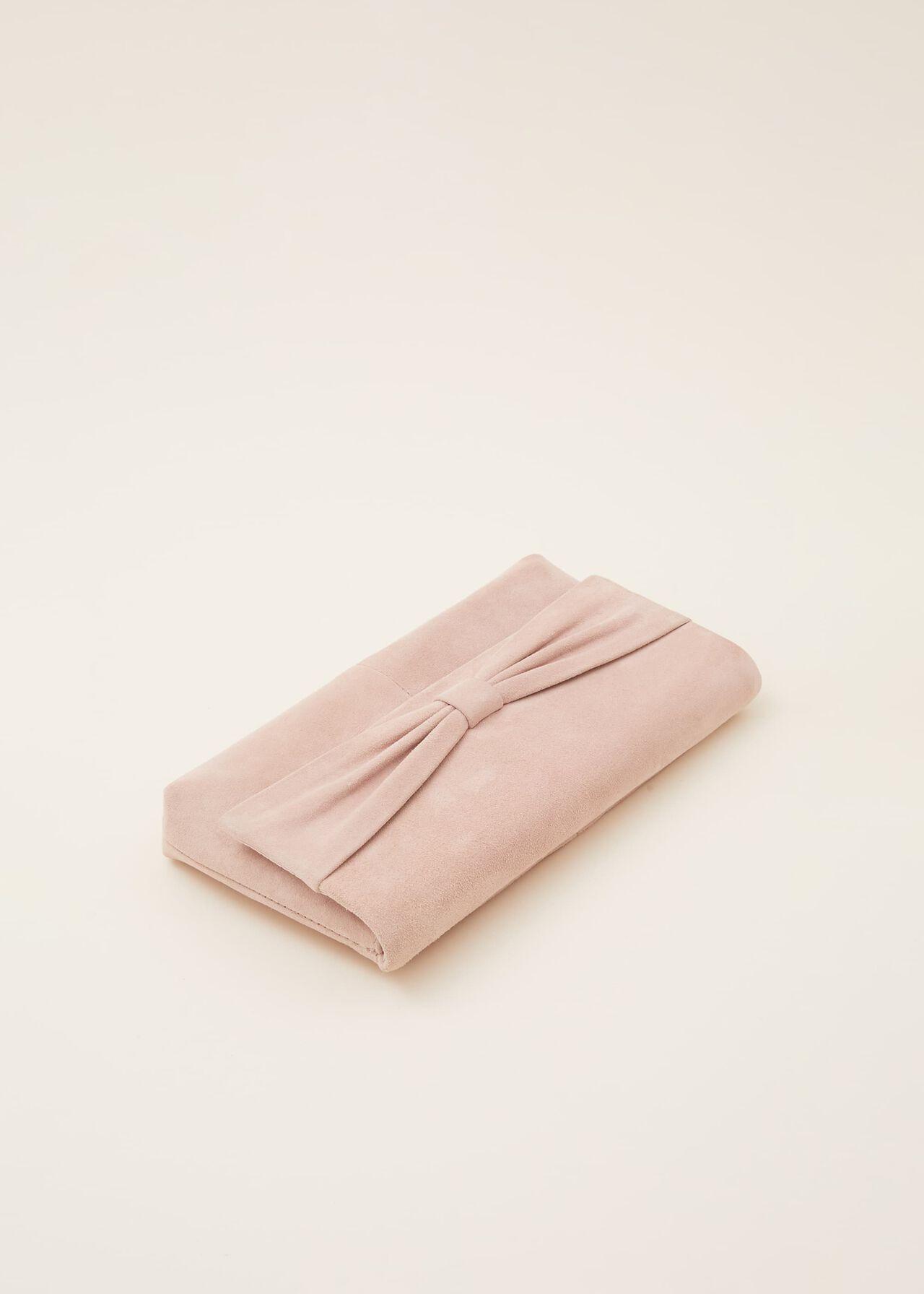 Sim Bow Clutch Bag