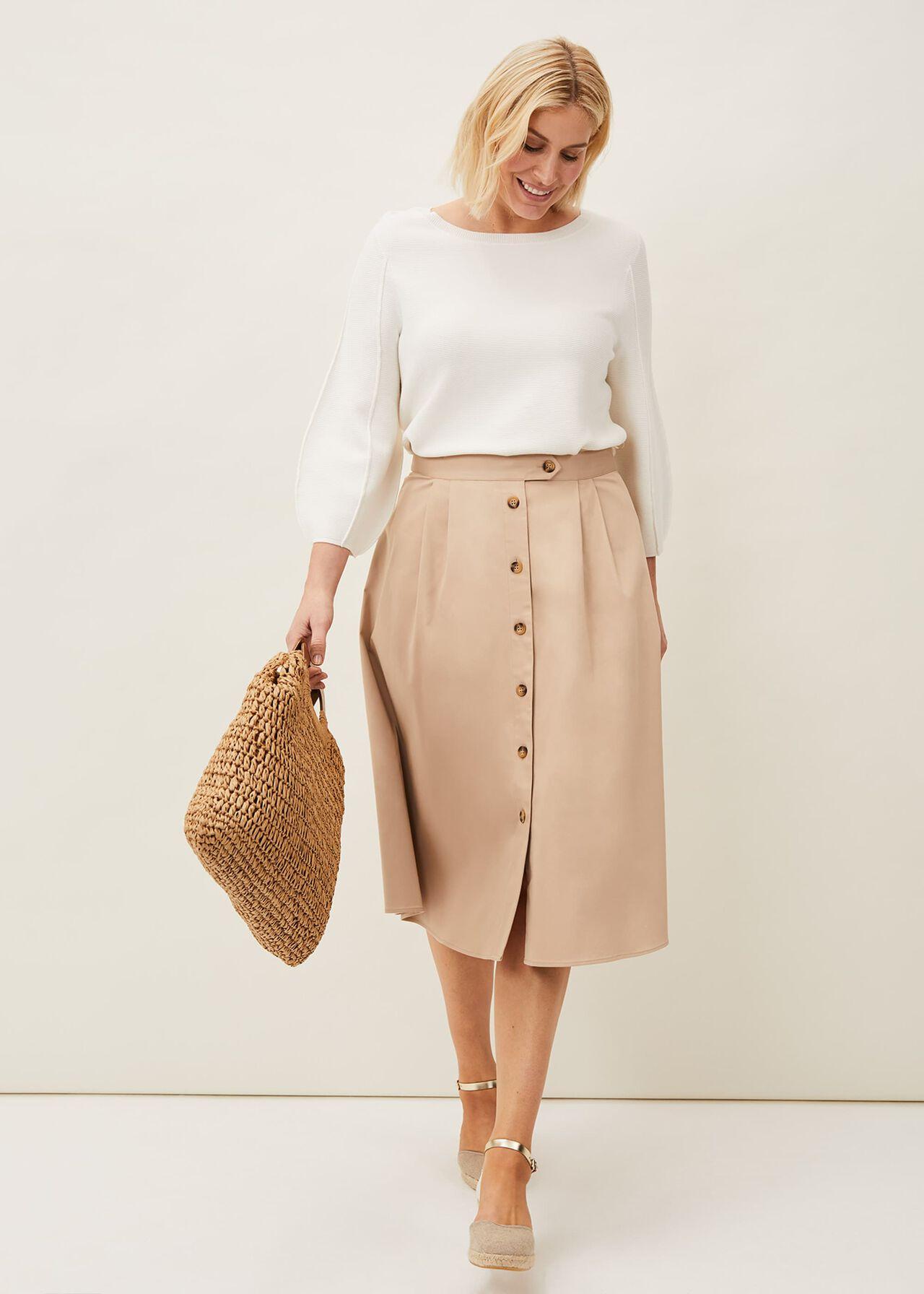 Artemisia A-Line Skirt