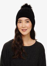 Tori Pom Pom Hat