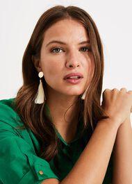 Caggie Tassel Earrings