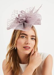 Sian Lace Bow Fascinator
