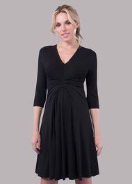 Clarice Gather Detail Dress