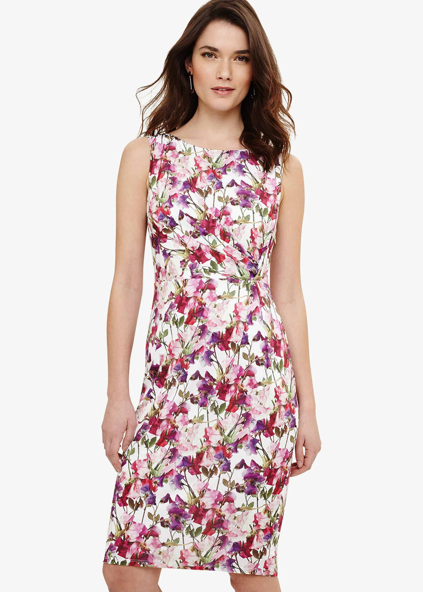 Sweet Pea Jersey Dress | Phase Eight