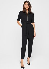Lydia City Suit Jumpsuit