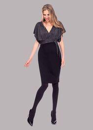 Linetter Maternity Shimmer Dress