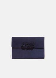 Ophelia Flower Clutch Bag