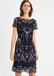 Lizzy Embroidered Dress