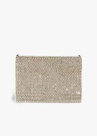 Luna Beaded Clutch Bag