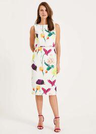 Elin Floral Dress