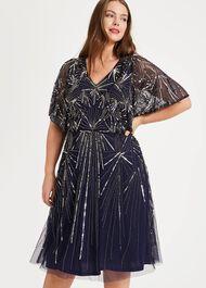 Zoe Beaded Dress