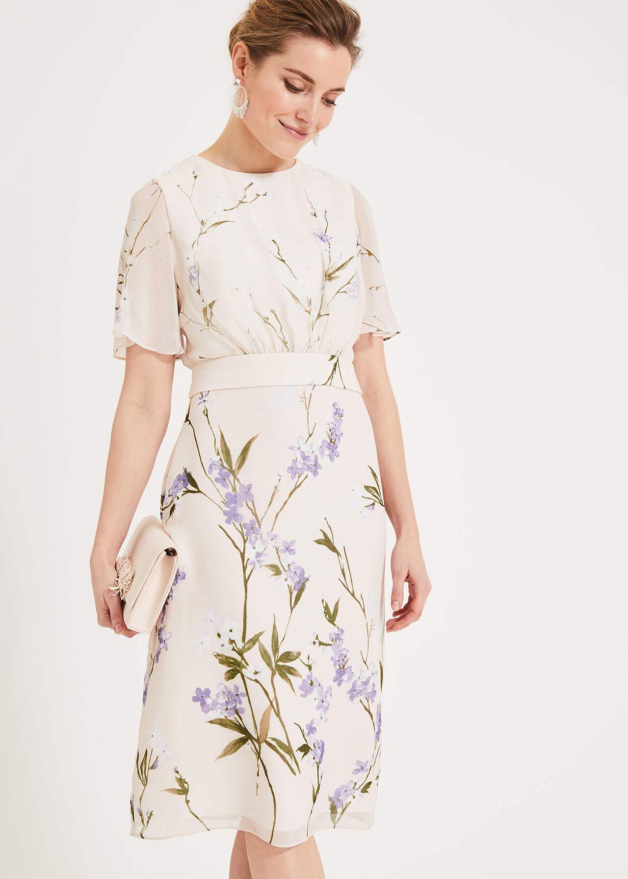 Eden Floral Dress