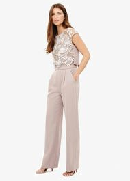 Cortine Lace Jumpsuit