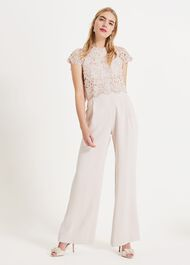 Katy Lace Jumpsuit