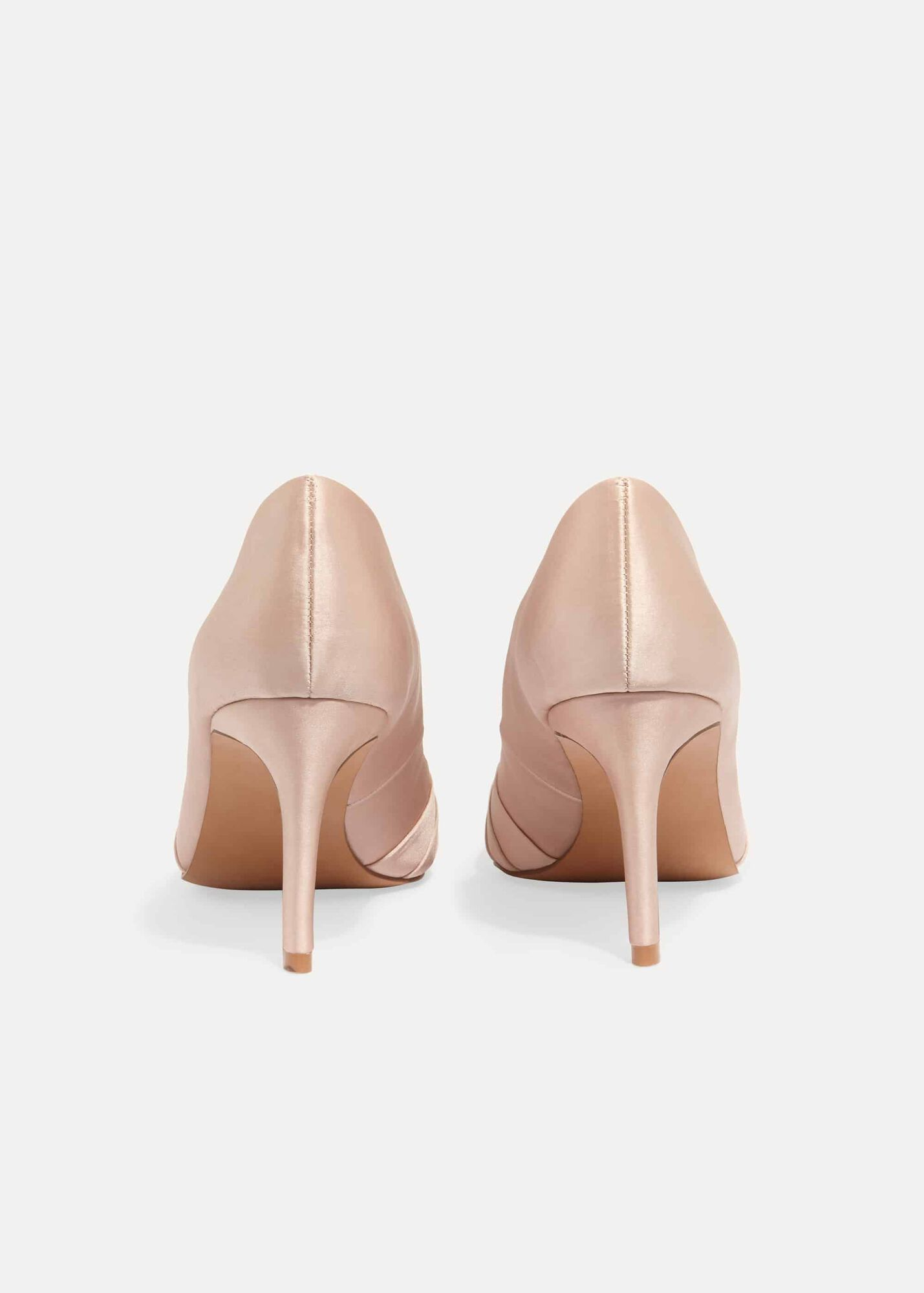 ee97441b8fb Rosie Satin Court Shoes | Phase Eight | Phase Eight