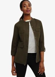 Elvina Pocket Jacket