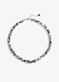 Bree Square Twisted Necklace