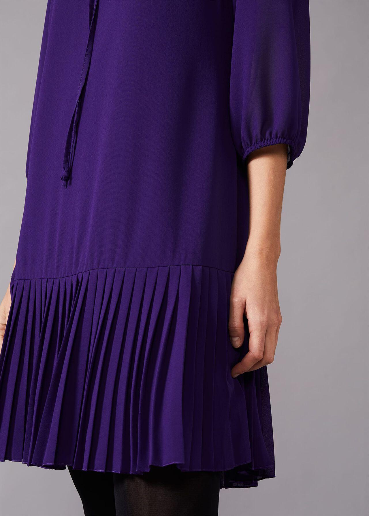 Maisie Pleat Dress