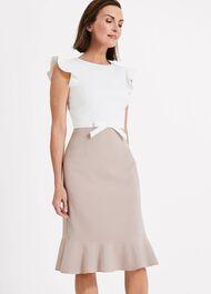 Stella Bow Detail Dress