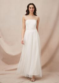 Genova Beaded Wedding Dress