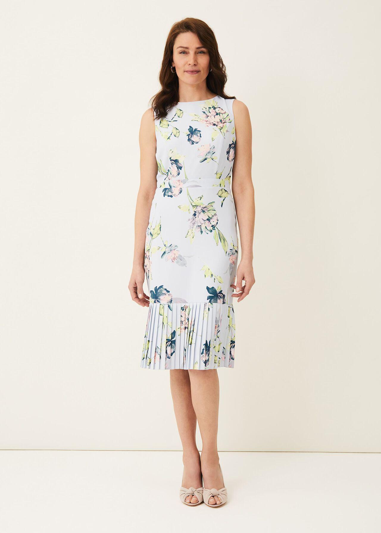 Farah Floral Dress
