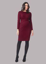Sally Twist Detail Dress