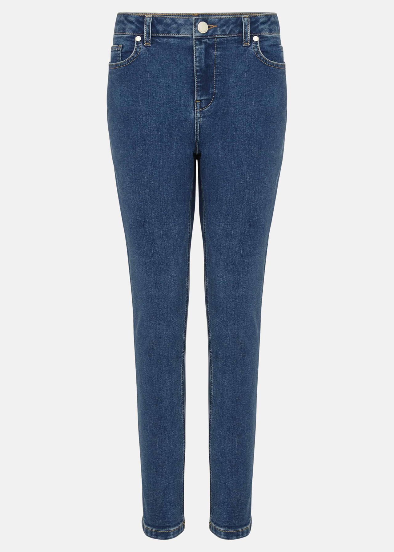 Pax Slim Fit Cropped Jeans