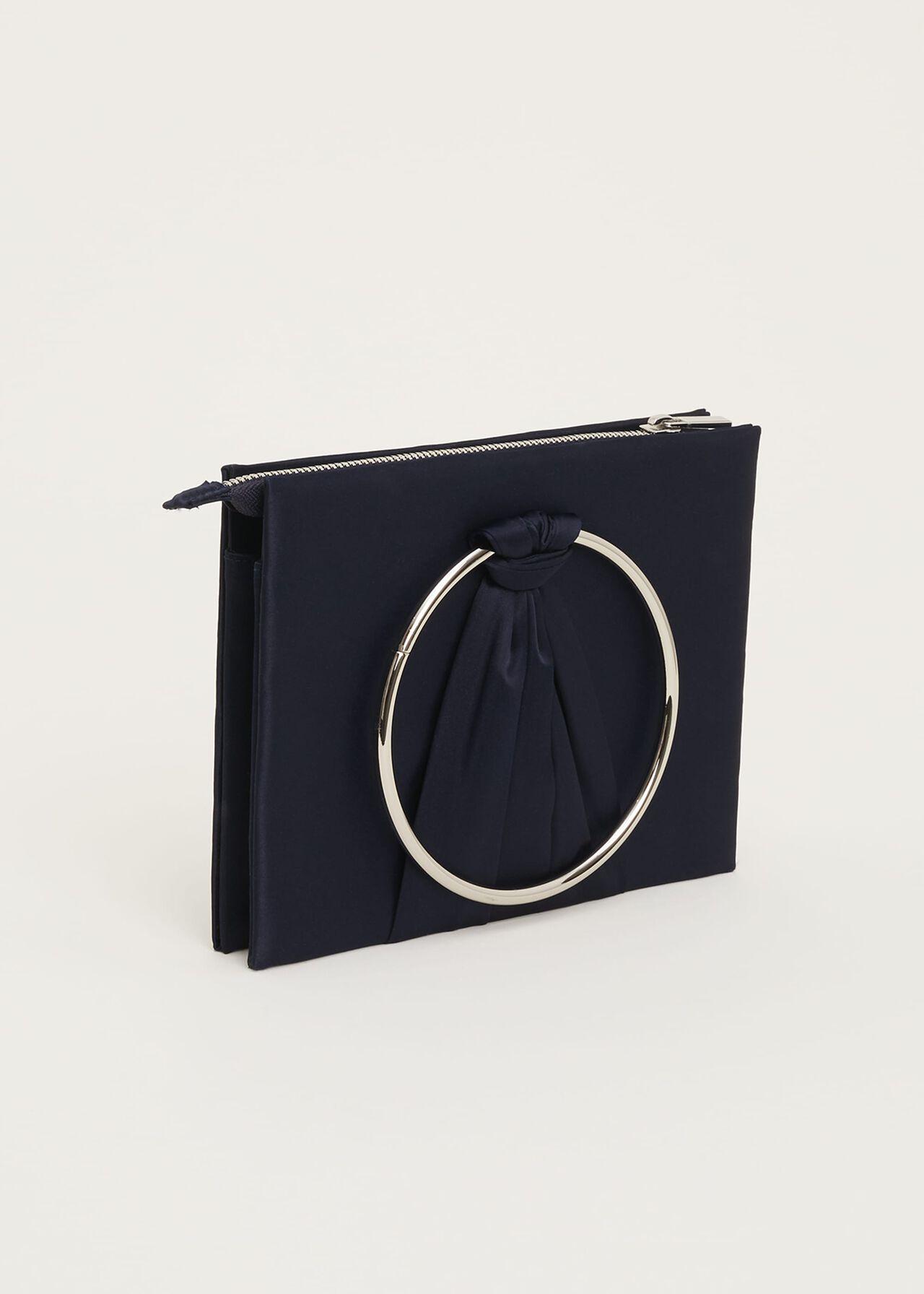 Rhia Ring Clutch Bag