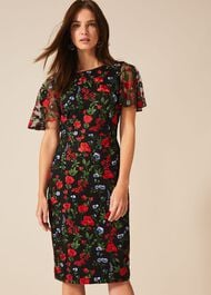 Dorothea Embroidered Dress