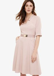 Willa Fit And Flare Dress