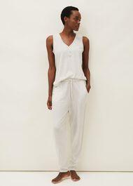 Vest Top And Trouser Pyjama Set
